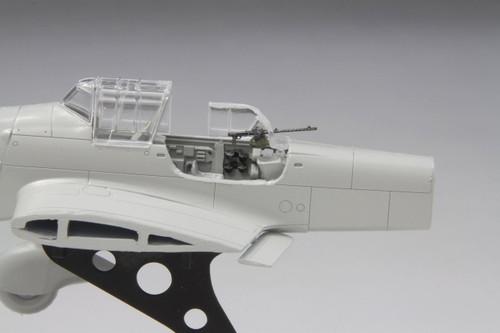 Fine Molds NA12 MG15 7.92mm GM (IJN Type1 / IJA Type 98) 1/72 scale kit