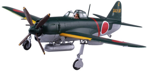Aoshima 51917 Kawanishi N1K1-Ja Shiden Type 11 1/72 scale kit