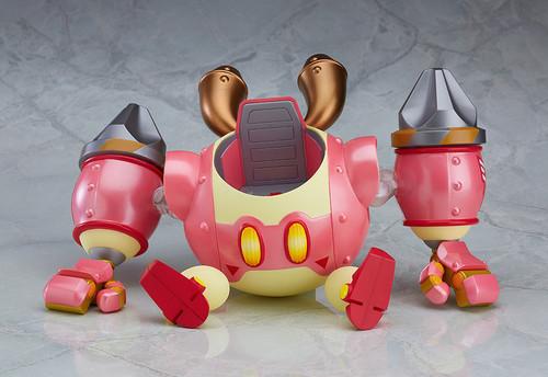 Good Smile Nendoroid More: Robobot Armor & Kirby (Kirby: Planet Robobot)