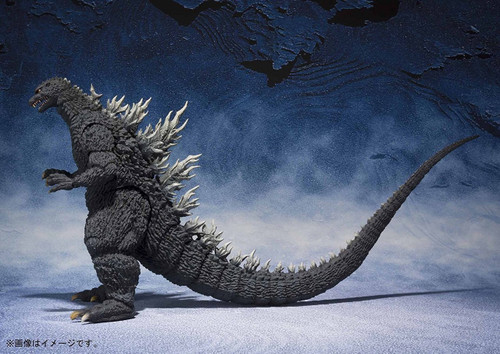 Bandai 225577 S.H. MonsterArts Godzilla (2002) Figure