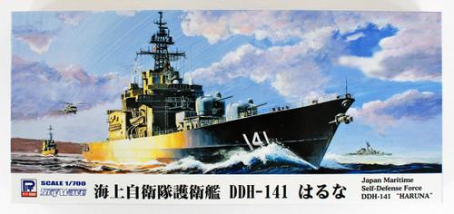 Pit-Road Skywave J-80 JMSDF DD-141 Haruna 1/700 Scale Kit