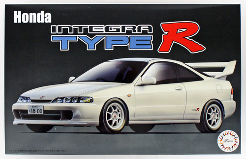 Fujimi ID-21 Honda Integra Type R (DC2) 1995 1/24 scale kit