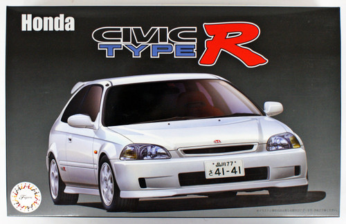 Fujimi ID-88 Honda Civic Type R Late Type (EK9) 1/24 scale kit