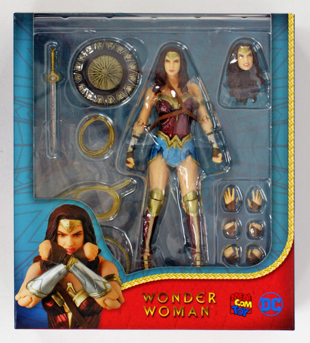 Medicom MAFEX 048 Wonder Woman Figure