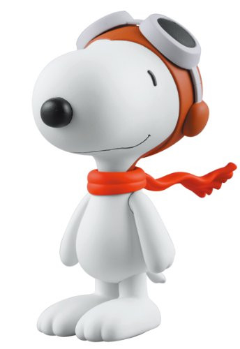 Medicom UDF-162 Ultra Detail Figure Series Snoopy the Flying Ace