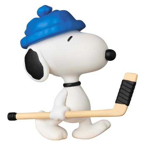 Medicom UDF-356 Ultra Detail Figure Peanuts Series 6 Hockey Player Snoopy