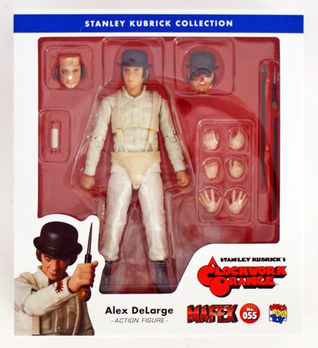 Medicom MAFEX 055 Stanley Kubrick's Clockwork Orange Alex Action Figure