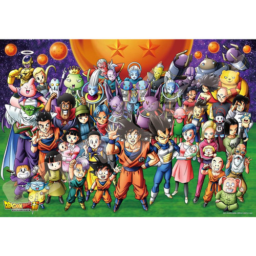 Ensky Jigsaw Puzzle 1000T-77 Dragon Ball Super (1000 Pieces)