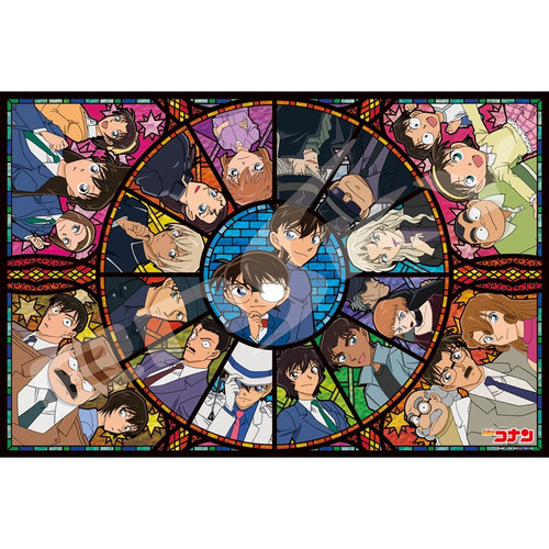 Ensky Art Crystal Jigsaw Puzzle 1000-AC009 Case Closed Detective Conan (1000 Pieces)