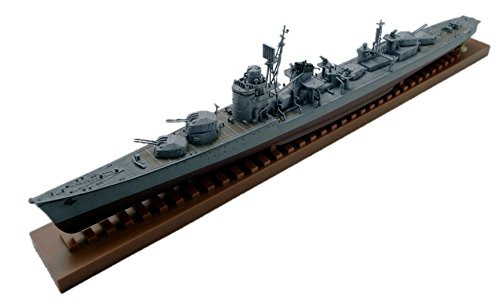 Wave BB101 Imperial Japanese Navy Destroyer Akizuki 1942/1944 1/350 Scale Kit