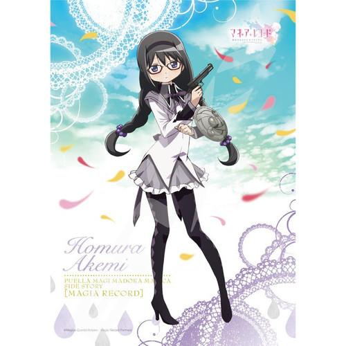 Ensky Jigsaw Puzzle 208-018 Puella Magi Madoka Magica Magia Record Akemi Homura (208 Pieces)
