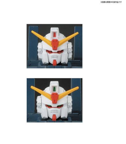 Bandai HGUC 209 Gundam BLUE DESTINY UNIT 3 EXAM 1/144 Scale Kit