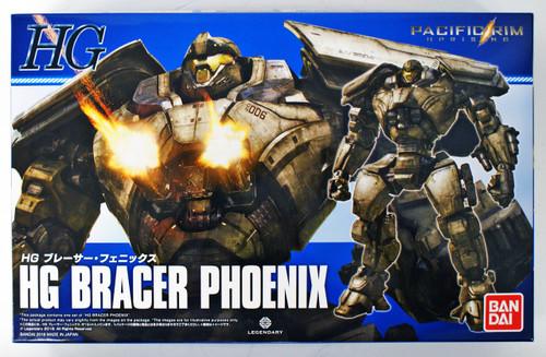 Bandai HG 244981 Pacific Rim Bracer Phoenix Plastic Model Kit