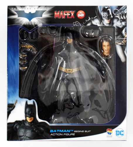 Medicom MAFEX 049 Batman Begins Suit Action Figure