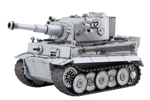 Fujimi TM10 Chibi-maru Military Tiger I (Eastern Front Version) Non-scale kit