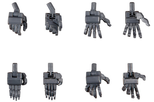Kotobukiya MSG Modeling Support Goods MB45 Hand Unit Normal Hand Neo Kit