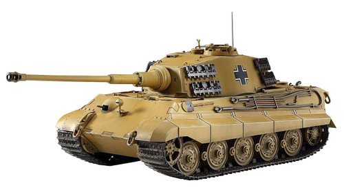 Hasegawa 64759 King Tiger (Henschel Turret) 1/35 scale kit