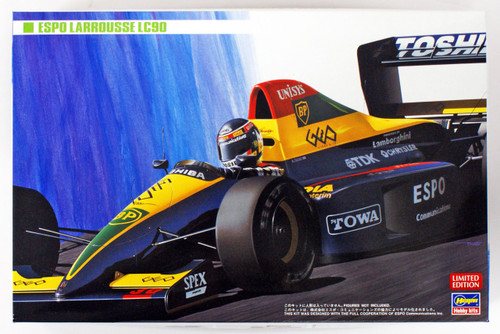 Hasegawa 20330 Espo Larrousse LC90 1/24 scale kit