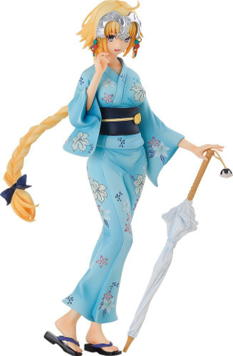 FREEing Ruler / Jeanne d'Arc: Yukata Ver. 1/8 Scale Figure (Fate/Grand Order)