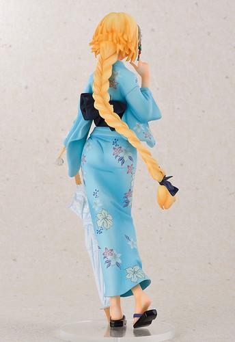 FREEing Ruler / Jeanne d'Arc: Yukata Ver. 1/8 Scale Figure (Fate/Grand Order)