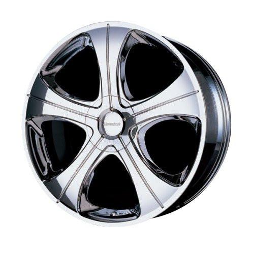 Aoshima 55304 Tuned Parts 88 1/24 LowenHart LD5 LX 19 inch Tire & Wheel Set