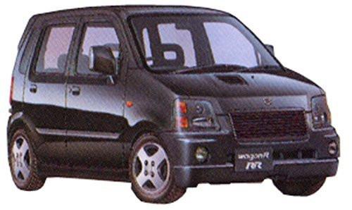 Fujimi ID-45 Suzuki Wagon R RR / RR Suzuki Sports 1/24 scale kit