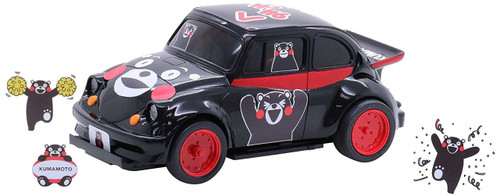 Fujimi 170541 Kumamon Racing Car Kumamon Version Non-scale kit