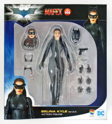 Medicom MAFEX 050 Batman The Dark Knight Rises Selina Kyle Ver. 2.0 Action Figure