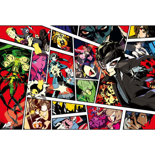 Ensky Jigsaw Puzzle 1000T-79 Persona 5 THE PHANTOM (1000 Pieces)