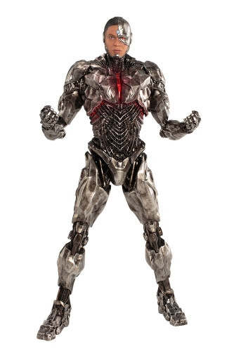 Kotobukiya SV214 ARTFX+ DC Universe Justice League Cyborg 1/10 Scale Figure