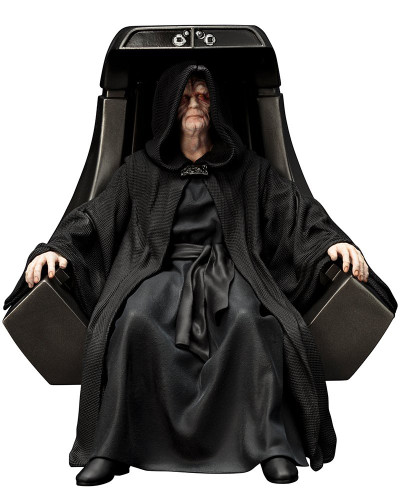 Kotobukiya SW135 Star Wars ARTFX+ Emperor Palpatine 1/10 Scale Figure