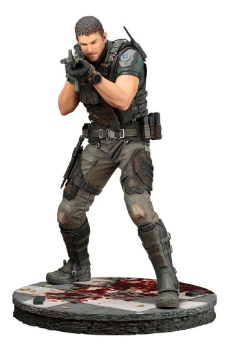 Kotobukiya SV223 ARTFX Chris Redfield 1/6 Scale Figure (Resident Evil: Vendetta)