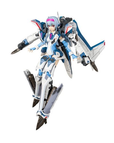Aoshima ACKS MC-01 VFG Macross Delta VF-31J Siegfried Non-scale kit