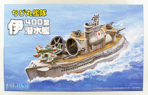 Fujimi TKSP29 Chibi-maru Kantai Fleet I-400 Class Submarine 2 set Special Version Non-scale kit