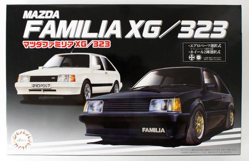 Fujimi ID-121 Mazda Familia XG / 323 1/24 scale kit
