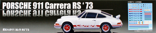 Fujimi RS-26 Porsche 911 Carrera RS 1973 1/24 scale kit