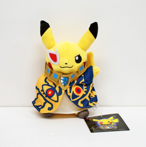 Pokemon Center Original Plush Doll Boss-Pretend Pikachu P RR 120-235837