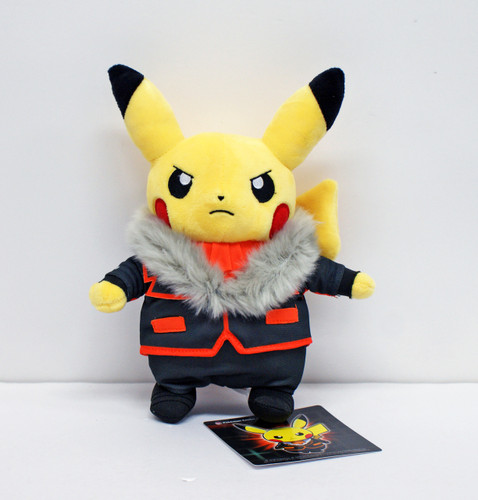 Pokemon Center Original Plush Doll Boss-Pretend Pikachu F RR 120-235844