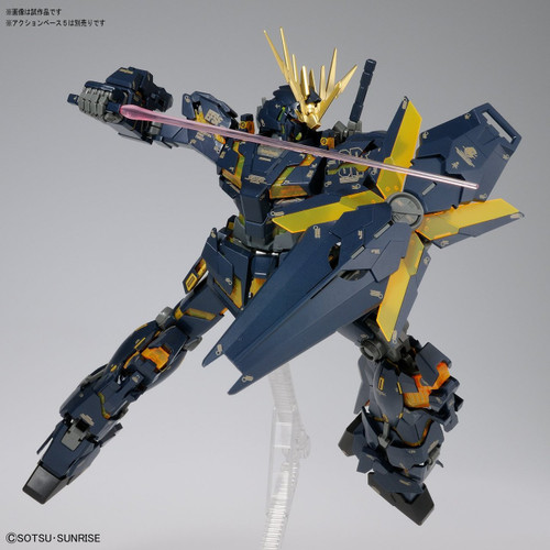 Bandai MG 274742 Unicorn Gundam 02 Banshee Ver. Ka 1/100 scale kit