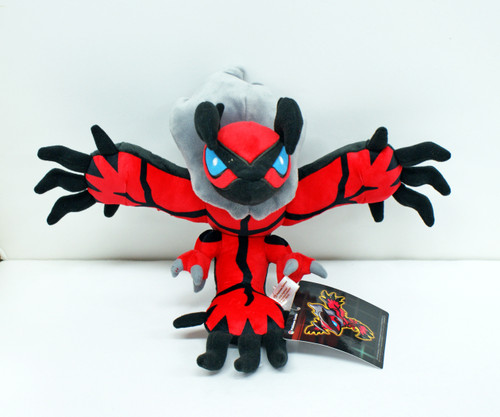 Pokemon Center Original Plush Doll Boss-pretend Yveltal RR 120-235936