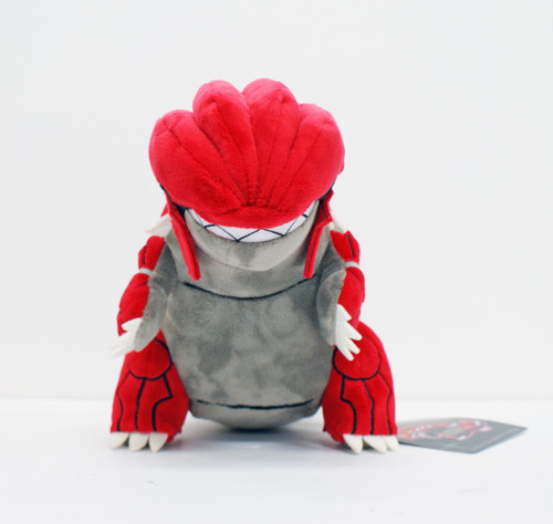 Pokemon Center Original Plush Doll Boss-pretend Groudon RR 120-235875