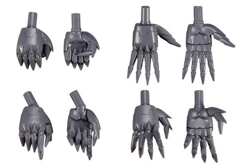 Kotobukiya MSG Modeling Support Goods MB46 Hand Unit Sharp Hand 2 Kit