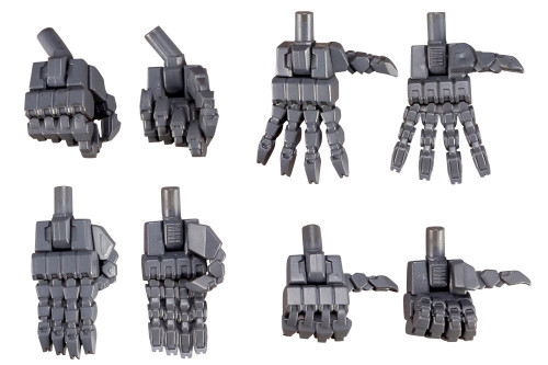 Kotobukiya MSG Modeling Support Goods MB47 Hand Unit Wild Hand 2 Kit