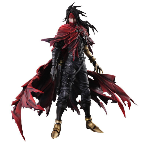 Square Enix Dirge of Cerberus Final Fantasy VII Play Arts KAI Vincent Valentine Figure