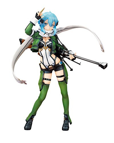 ALTER Sinon 1/7 Scale Figure (Sword Art Online Movie: Ordinal Scale)