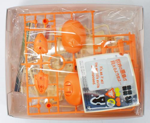 Bandai HG PETIT'GGUY 210542 Allelujah Haptism Orange & Placard 1/144 Scale Kit