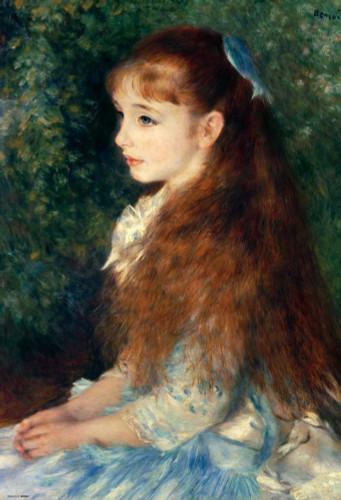 Beverly Jigsaw Puzzle 51-239 Renoir Portrait d'Irène Cahen d'Anvers (1000 Pcs)