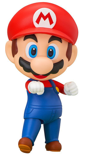 Good Smile Nendoroid 473 Mario (Super Mario)