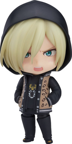 Orange Rouge Nendoroid 874 Yuri Plisetsky: Casual Ver. (YURI!!! On ICE)