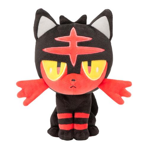 Pokemon Center Original Plush Doll Litten (Nyabby) 202549
